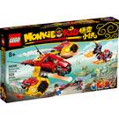 LEGO Monkie Kid's Cloud Jet Set 80008 Packaging