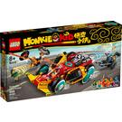 LEGO Monkie Kid's Cloud Roadster Set 80015 Packaging