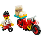 LEGO Monkie Kid's Delivery Bike Set 30341