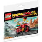 LEGO Monkie Kid's Delivery Bike Set 30341 Packaging