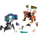 LEGO Monkie Kid's Lion Guardian Set 80021