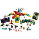 LEGO Monkie Kid's Team Dronecopter Set 80023