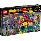 LEGO Monkie Kid's Team Dronecopter Set 80023 Packaging