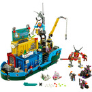 LEGO Monkie Kid's Team Secret HQ Set 80013