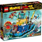 LEGO Monkie Kid's Team Secret HQ Set 80013 Packaging
