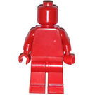 LEGO Monochrome Red Minifigure