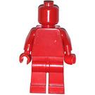 LEGO Monochrome Red Minifigure
