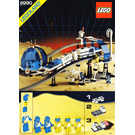 LEGO Monorail Transport System Set 6990 Instructions