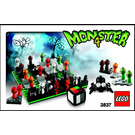 LEGO Monster 4 (3837) Instructions