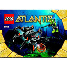 LEGO Monster Crab Clash Set 8056 Instructions