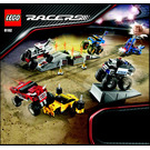 LEGO Monster Crushers Set 8182 Instructions
