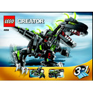 LEGO Monster Dino Set 4958 Instructions