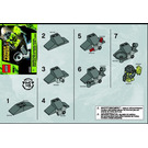 LEGO Monster Launcher Set 8908 Instructions