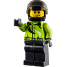 LEGO Monster Truck Driver Minifigure