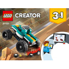 LEGO Monster Truck Set 31101 Instructions