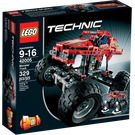 LEGO Monster Truck Set 42005 Packaging