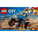 LEGO Monster Truck Set 60180 Instructions