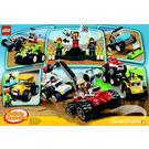 LEGO Monster Trucks Set 10655 Instructions