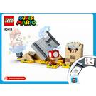 LEGO Monty Mole & Super Mushroom Set 40414 Instructions