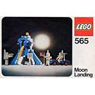 LEGO Moon Landing Set 565-1