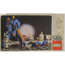 LEGO Moon Landing Set 565-1 Packaging