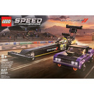 LEGO Mopar Dodge//SRT Top Fuel Dragster and 1970 Dodge Challenger T/A Set 76904