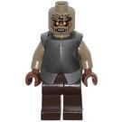 LEGO Mordor Orc - Bald with Armor Minifigure