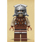 LEGO Mordor Orc - with Helmet Minifigure