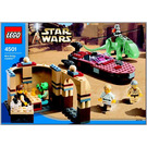 LEGO Mos Eisley Cantina (Blue Box Version) Set 4501 Instructions