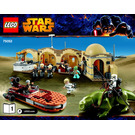 LEGO Mos Eisley Cantina Set 75052 Instructions