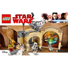 LEGO Mos Eisley Cantina Set 75205 Instructions