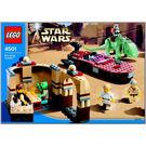 LEGO Mos Eisley Cantina Set (Original Trilogy Edition box) 4501-2 Instructions