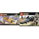 LEGO Mos Espa Podrace VP 3 Pack Set