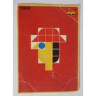 LEGO Mosaic Card 02