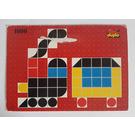 LEGO Mosaic card 07