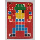 LEGO Mosaic Card 10