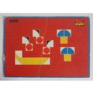 LEGO Mosaic Card 11