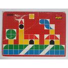 LEGO Mosaic Card 12