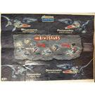 LEGO Mosasaurus Set 6721 Instructions