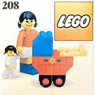 LEGO Mother with baby Set 208