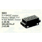 LEGO Motor for Basic Set 810, 9V 5011