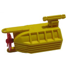 LEGO Motor - Hind Part 4 X 12 X 3 (48083)