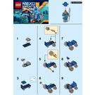 LEGO Motor Horse Set 30377 Instructions