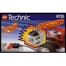 LEGO Motor Set, 9V Set 8735