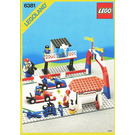 LEGO Motor Speedway Set 6381