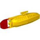 LEGO Motor with Boat Propeller and Rudder (48064 / 48085)