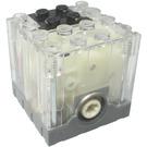 LEGO Motor with Transparent Housing 9V (44486)