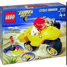 LEGO Motorbike Set 2904 Packaging