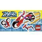 LEGO Motorbike Set 3506