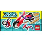 LEGO Motorbike Set 3506 Instructions